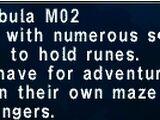 Maze Tabula M02