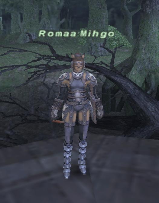 Romaa Mihgo (S)