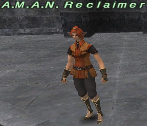 A.M.A.N. Reclaimer