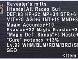 Revealer's Mitts