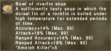 Riverfin Soup