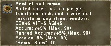 Salt Ramen