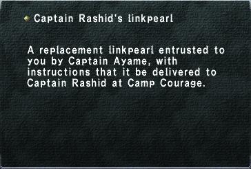 Captain Rashid's linkpearl