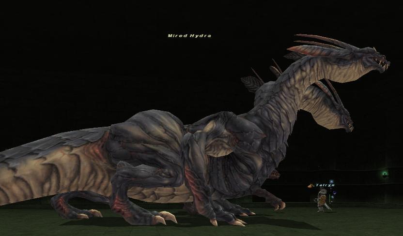 Mired Hydra