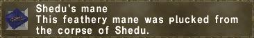 Shedu's Mane