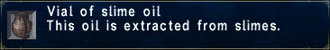 Slime Oil