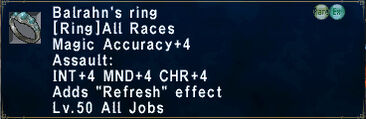 Balrahn's Ring