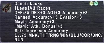 Denali Kecks