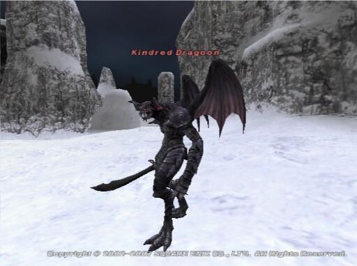 Kindred Dragoon