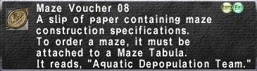 Maze Voucher 08