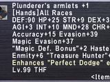 Plunderer's Armlets +1