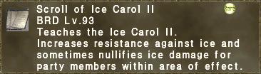 Ice Carol II