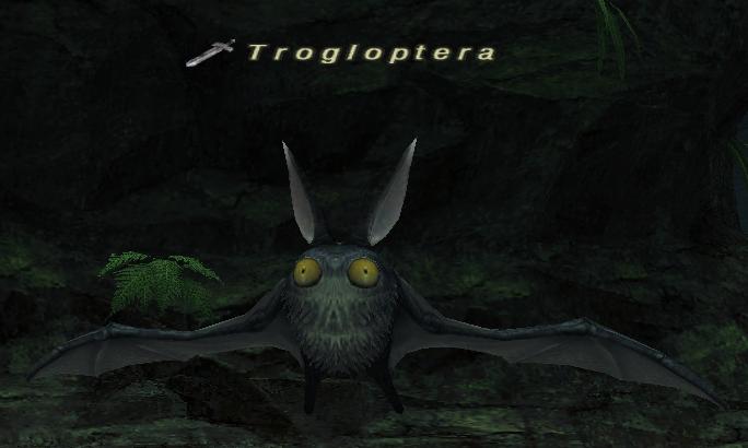 Trogloptera