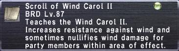 Wind Carol II