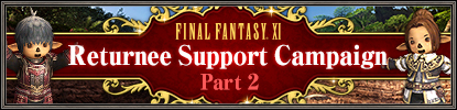 Returnee Support Campaign Part 2