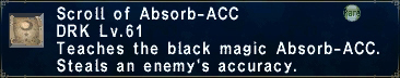 Absorb-ACC