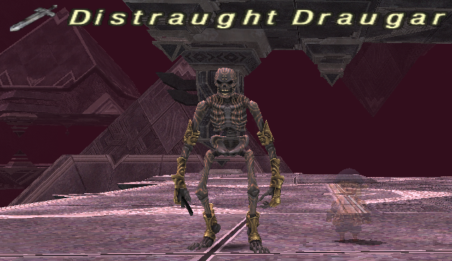 Distraught Draugar