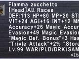 Flamma Korazin Set
