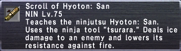 Hyoton: San