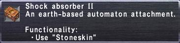 Shock Absorber II