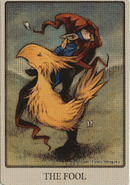 The Fool (Tarut Card)