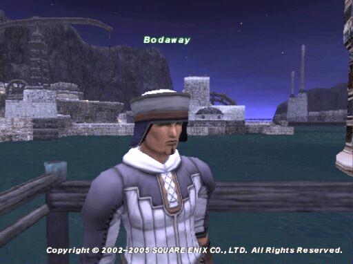 Bodaway