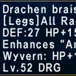 Drachen Brais