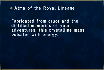 Atma of the Royal Lineage