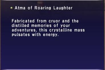 Atma of Roaring Laughter