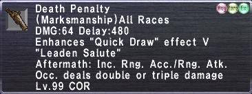 Death Penalty (99)