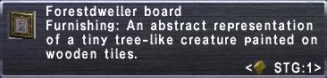 Forestdweller Board