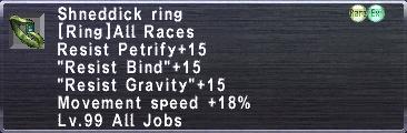Shneddick Ring