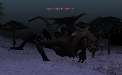Apocalyptic Beast