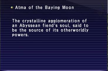 Atma of the Baying Moon