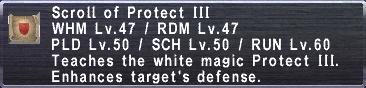 Protect III