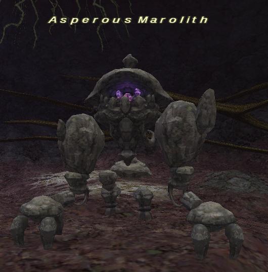 Asperous Marolith