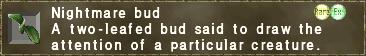 Nightmare Bud