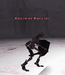 Ancient Warrior