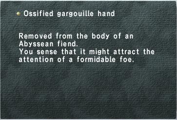 Ossified Gargouille Hand.png