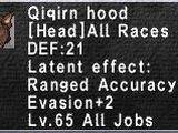 Qiqirn Hood