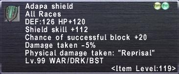 Adapa Shield