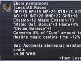 Ebers Pantaloons