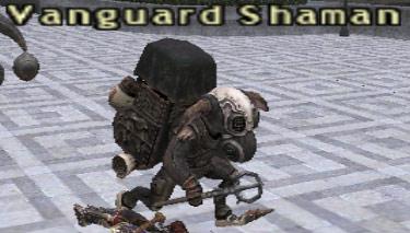 Vanguard Shaman