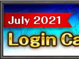 July 2021 Login Campaign