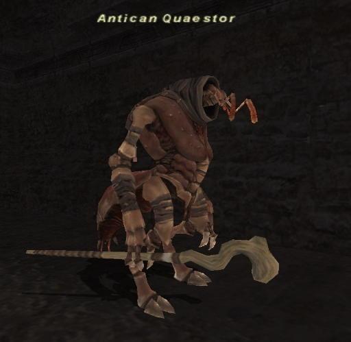 Antican Quaestor