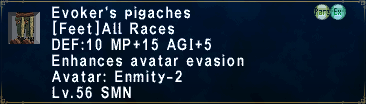 Evoker's Pigaches