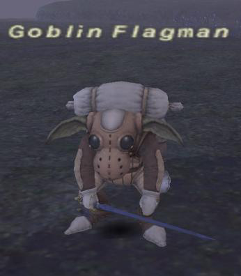 Goblin Flagman