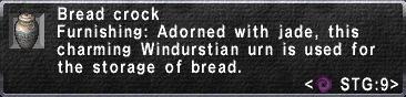 Bread Crock