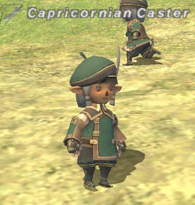 Capricornian Caster