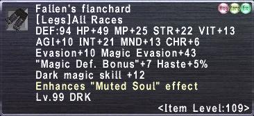 Fallen's Flanchard